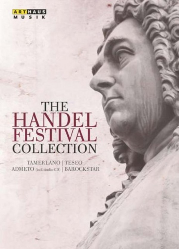 The Handel Festival Collection | Arthaus 107548
