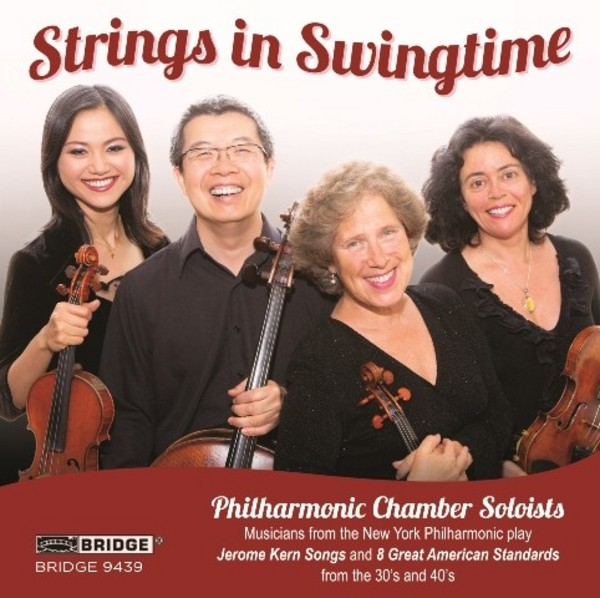 Strings in Swingtime | Bridge BRIDGE9439