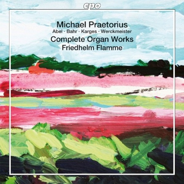 Michael Praetorius and others - Complete Organ Works | CPO 7777162