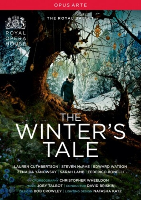 Joby Talbot - The Winter's Tale (DVD) | Opus Arte OA1156D