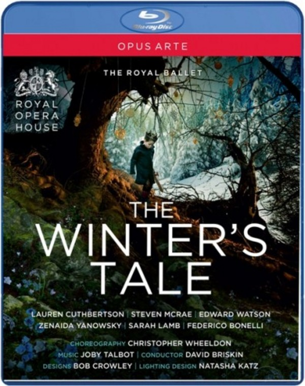 Joby Talbot - The Winter's Tale (Blu-ray) | Opus Arte OABD7157D