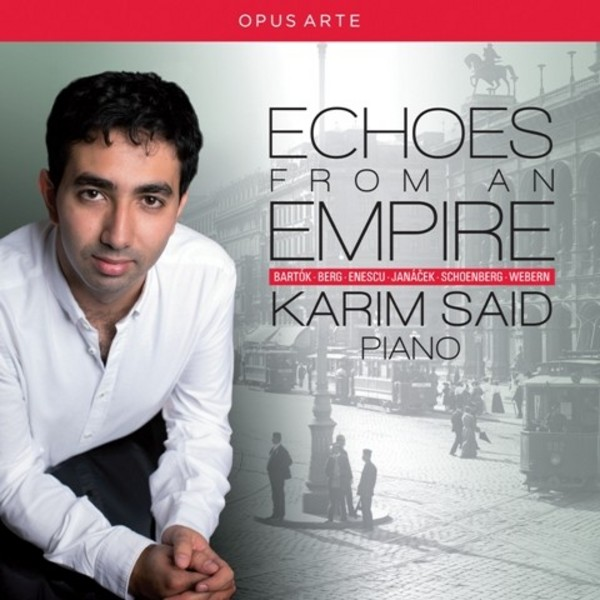 Echoes of an Empire | Opus Arte OACD9029D