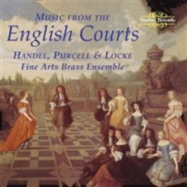 Music from the English Courts | Nimbus NI5546