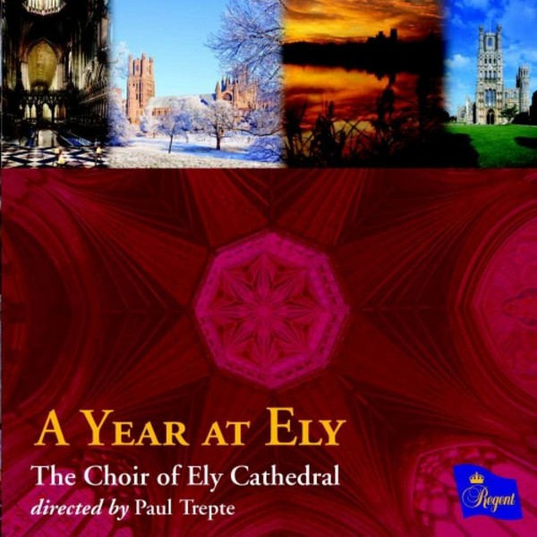 A Year at Ely | Regent Records REGCD441