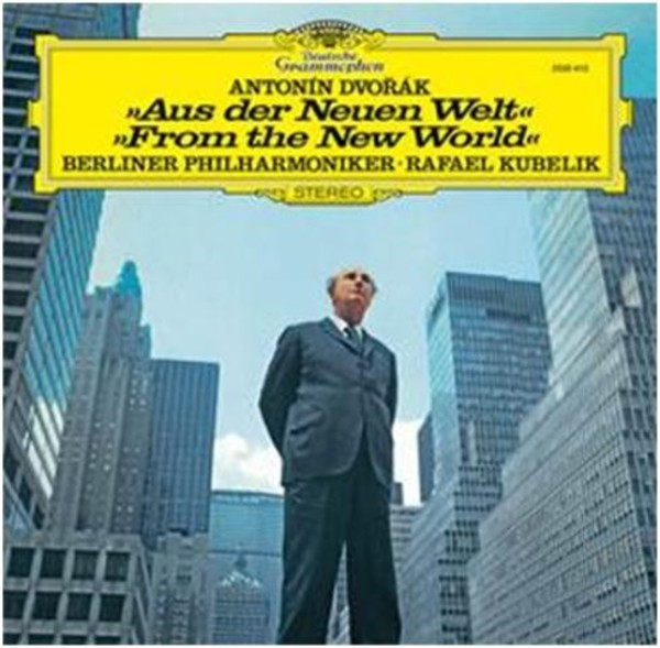 Dvorak - From the New World (LP) | Deutsche Grammophon 4794383