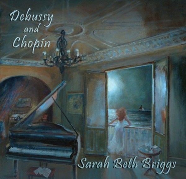 Sarah Beth Briggs plays Debussy and Chopin | Semaphore SMLMP49