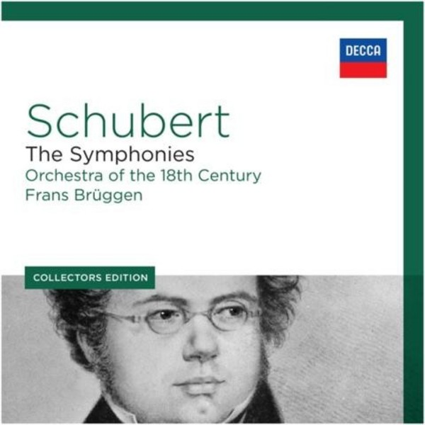 Schubert - The Symphonies | Decca - Collector's Edition 4787839