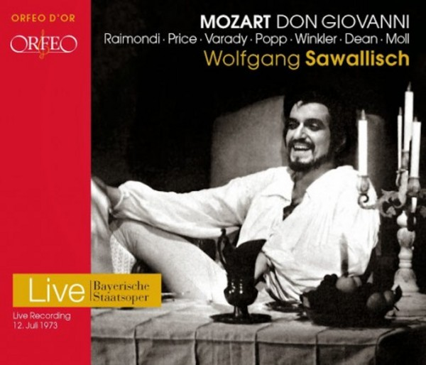 Mozart - Don Giovanni | Orfeo - Orfeo d'Or C846153