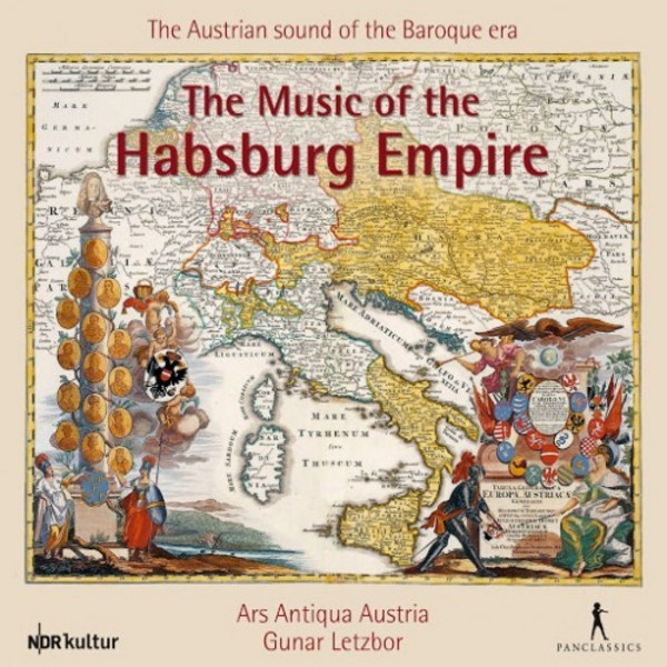 The Music of the Habsburg Empire | Pan Classics PC10311