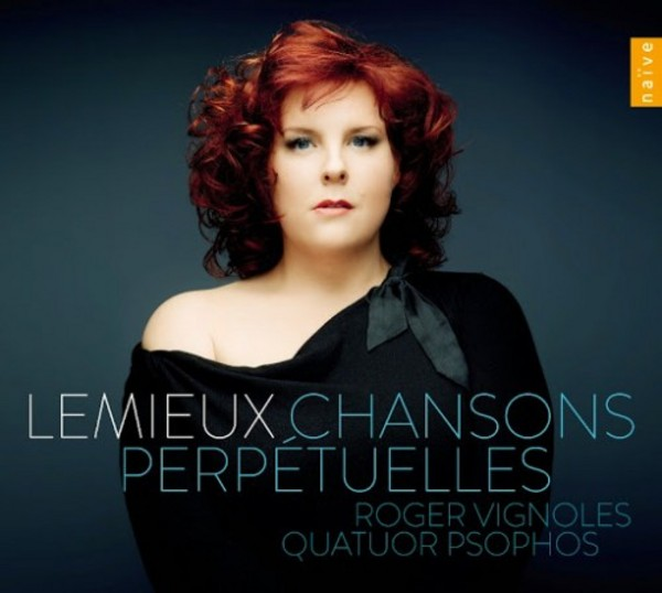 Chansons Perpetuelles | Naive V5355