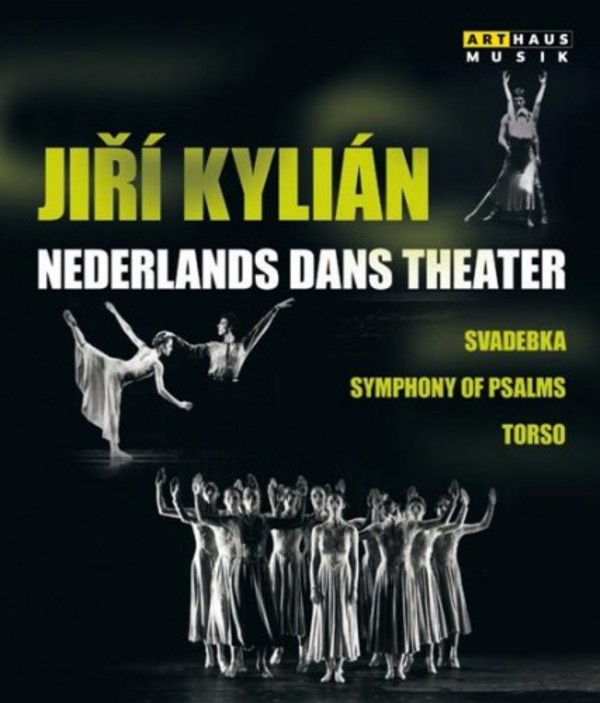 Jiri Kylian and the Nederlands Dans Theater | Arthaus 108149