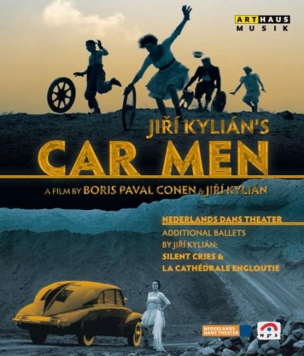 Jiri Kylian's Car Men | Arthaus 108147