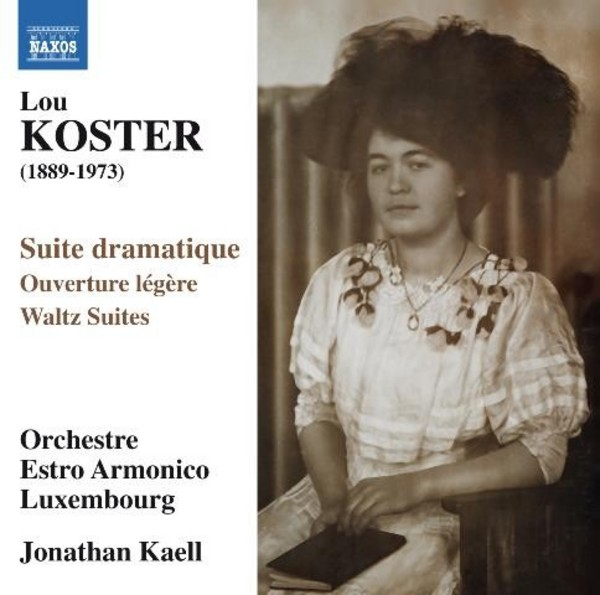 Lou Koster - Orchestral Works | Naxos 8573330