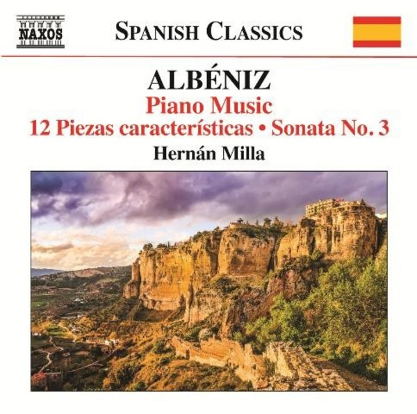 Albeniz - Piano Music Vol.7 | Naxos - Spanish Classics 8573160