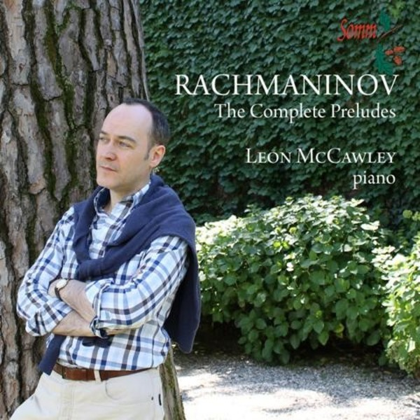 Rachmaninov - The Complete Preludes | Somm SOMMCD0143