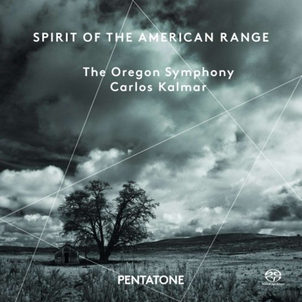 Spirit of the American Range | Pentatone PTC5186481