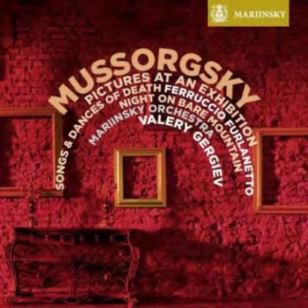 Mussorgsky - Pictures at an Exhibition, Songs and Dances of Death