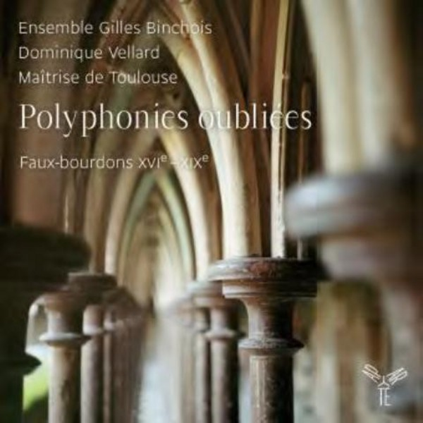 Polyphonies Oubliees (Lost polyphony) | Aparte AP097