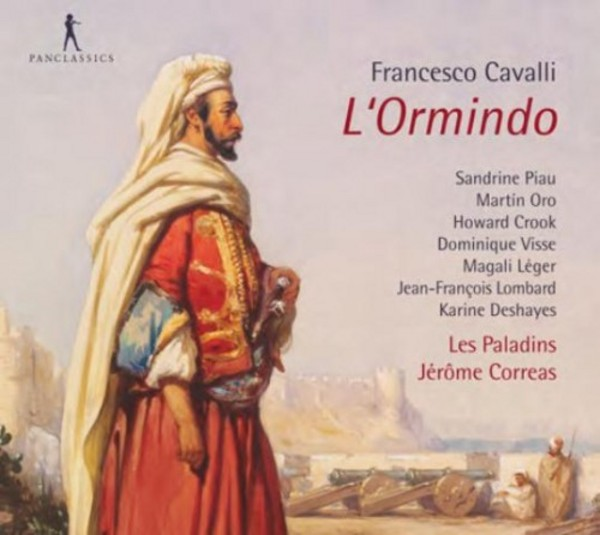 Francesco Cavalli - L'Ormindo | Pan Classics PC10330