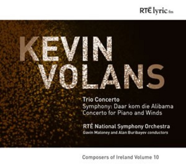 Kevin Volans - Orchestral Works | RTE Lyric FM CD147
