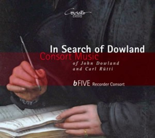 In Search of Dowland | Coviello Classics COV91415