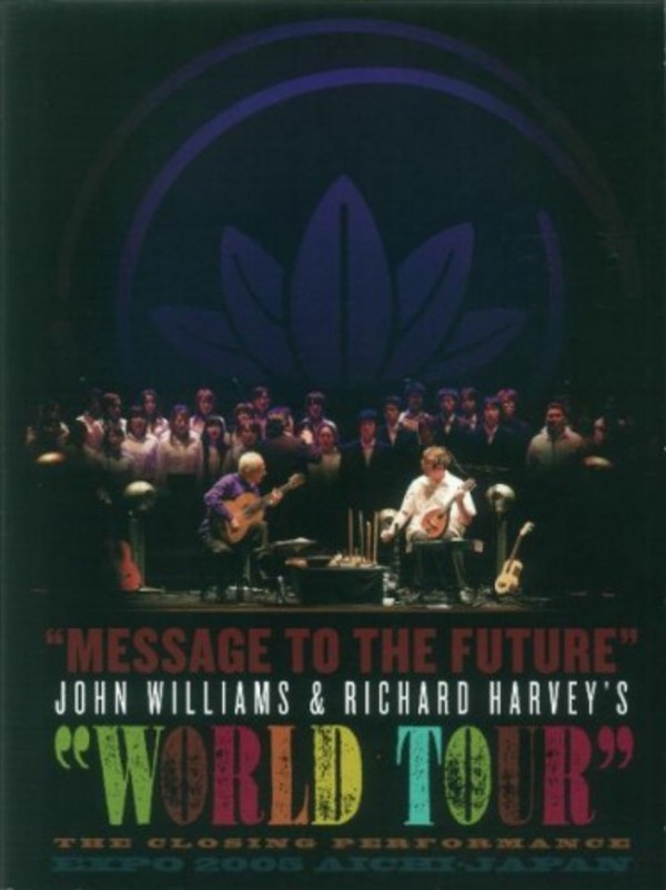 Message to the Future: John Williams and Richard Harvey's World Tour | Altus Records ALU0008