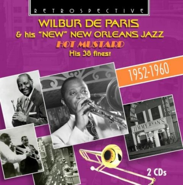 Wilbur De Paris & his 'New' New Orleans Jazz | Retrospective RTS4259