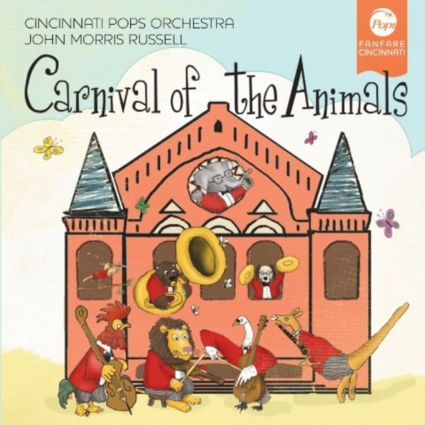 Carnival of the Animals | Fanfare Cincinnati FC004
