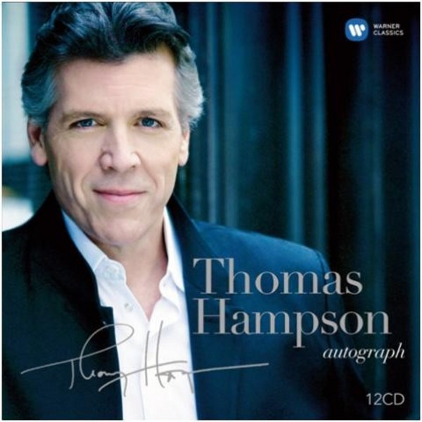Thomas Hampson: Autograph | Warner 2564619045