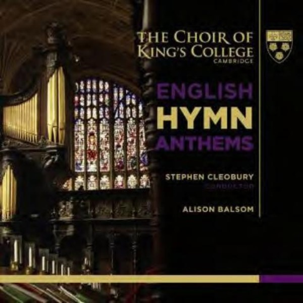 English Hymn Anthems | Kings College Cambridge KGS0004