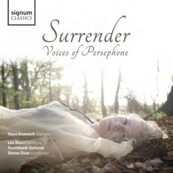Surrender: Voices of Persephone | Signum SIGCD419
