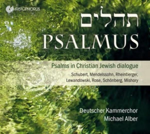 Psalmus: Psalms in Christian Jewish dialogue   CD   Christophorus