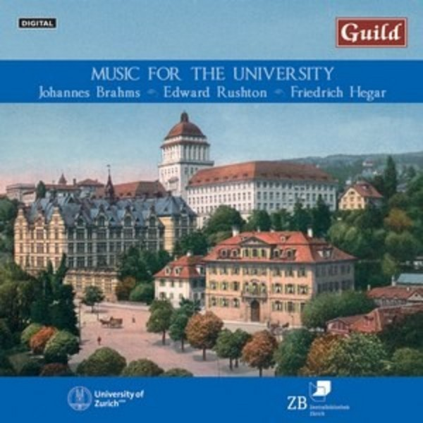 Music for the University | Guild GMCD7415