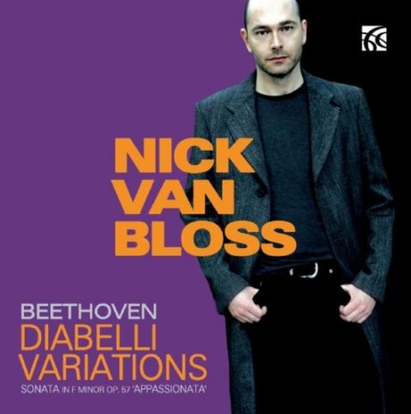 Beethoven - Diabelli Variations | Nimbus - Alliance NI6276