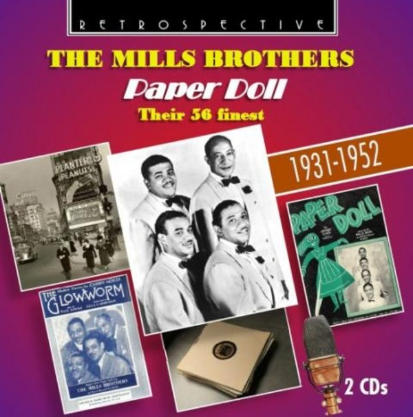 paper doll mills brothers