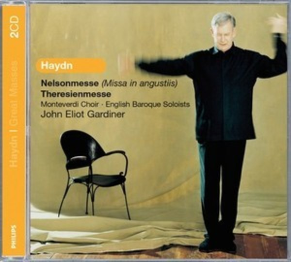 Haydn: Masses Vol.2 | Philips E4702862
