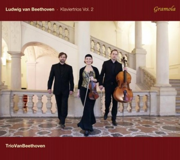Beethoven - Piano Trios Vol.2 | Gramola 99032