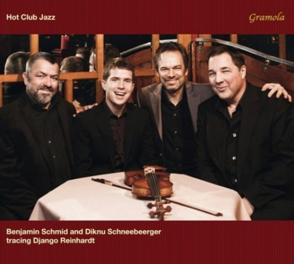 Hot Club Jazz | Gramola 99069