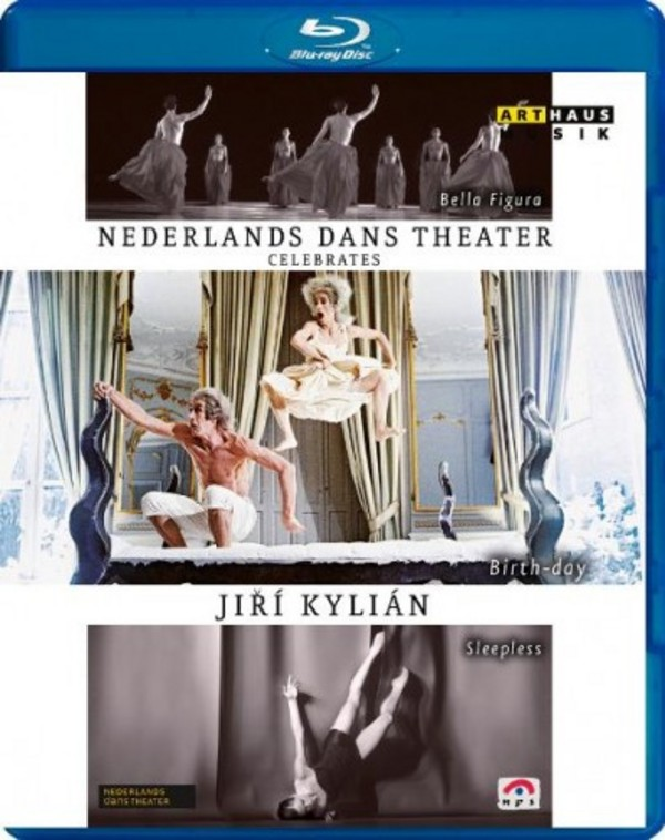 Nederlands Dance Theater celebrates Jiri Kylian | Arthaus 108150