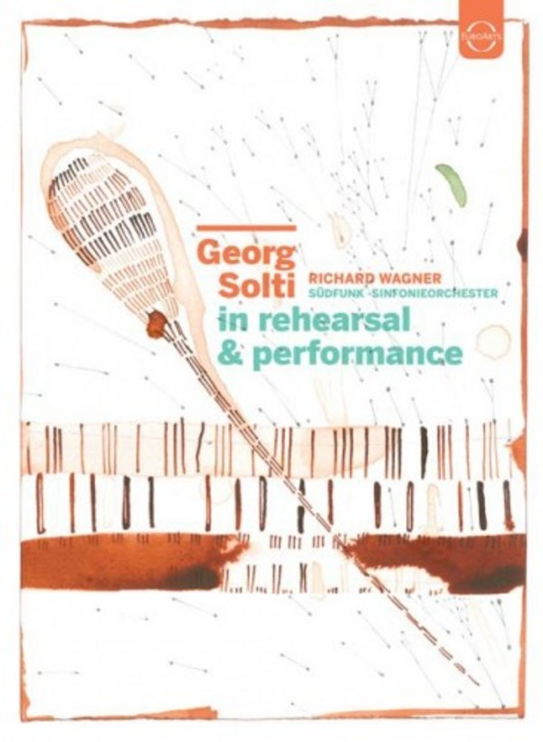 Georg Solti: In Rehearsal & Performance | Euroarts 2053038