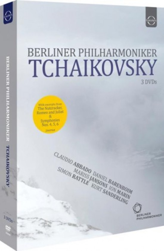 Berliner Philharmoniker: Tchaikovsky Edition