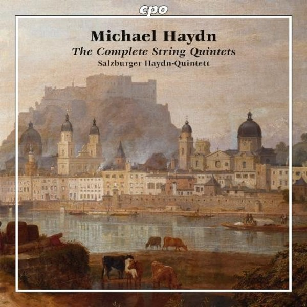 Michael Haydn - The Complete String Quintets | CPO 7779072