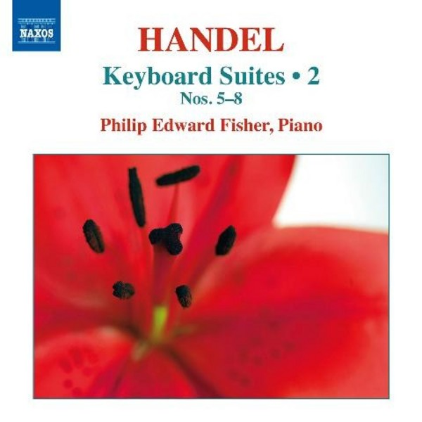 Handel - Keyboard Suites Vol.2 | Naxos 8573397