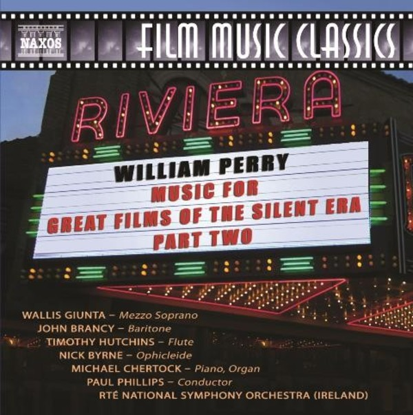 Music for Great Films of the Silent Era Vol.2 | Naxos 8573105