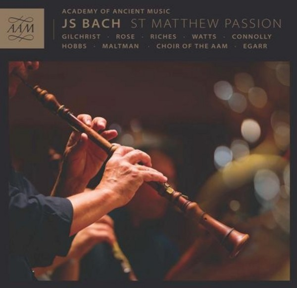 J S Bach - St Matthew Passion | AAM Records AAM004