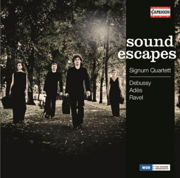 Sound Escapes | Capriccio C5239