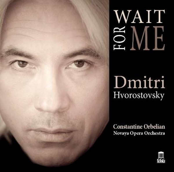 Wait For Me: Classic Russian Songs from the War Years | Delos DE3475