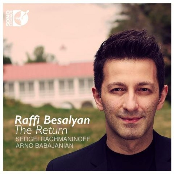 Raffi Besalyan: The Return | Sono Luminus DSL92187