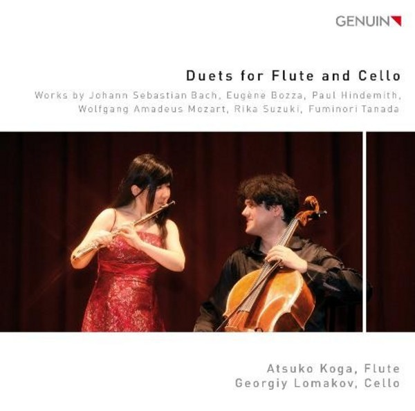Duets for Flute and Cello | Genuin GEN15348