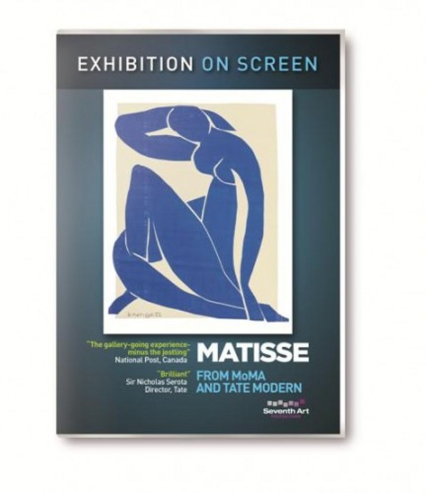 Matisse: Live from MoMA and Tate Modern | Seventh Art SEV183